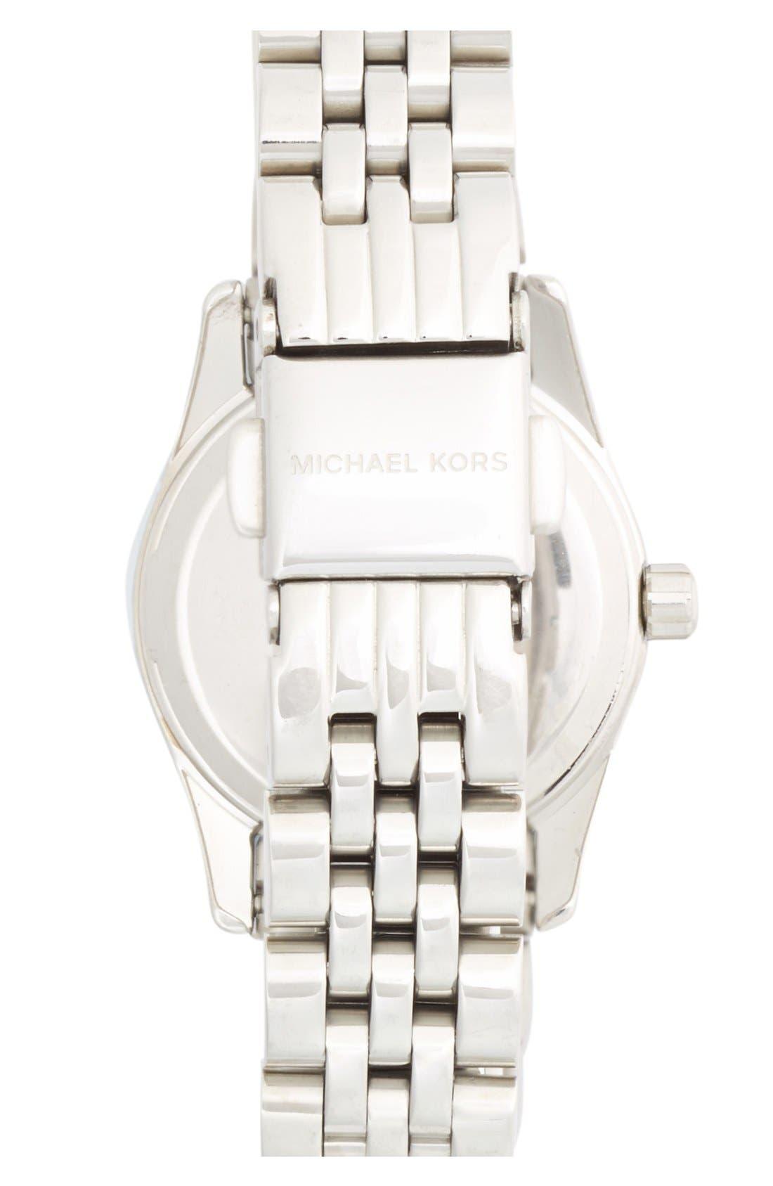 Alternate Image 2  - Michael Kors 'Mini Camille' Bracelet Watch, 33mm