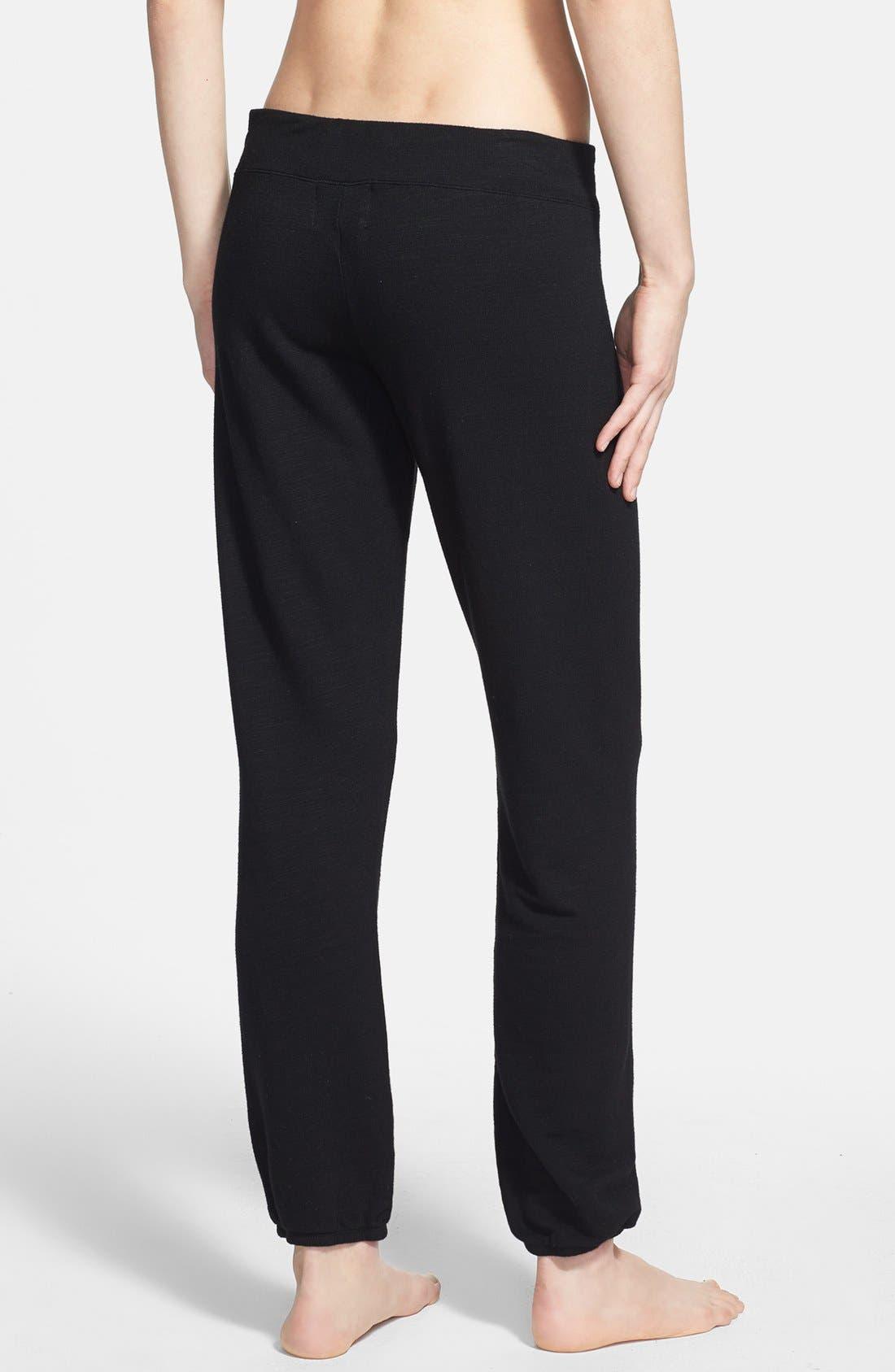 Alternate Image 2  - Monrow 'Vintage' Sweatpants