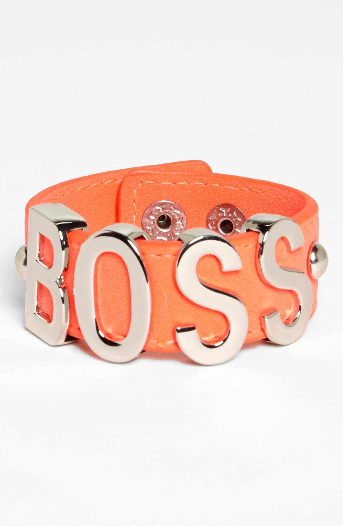 Alternate Image 1 Selected - BCBGeneration 'Boss' Bracelet