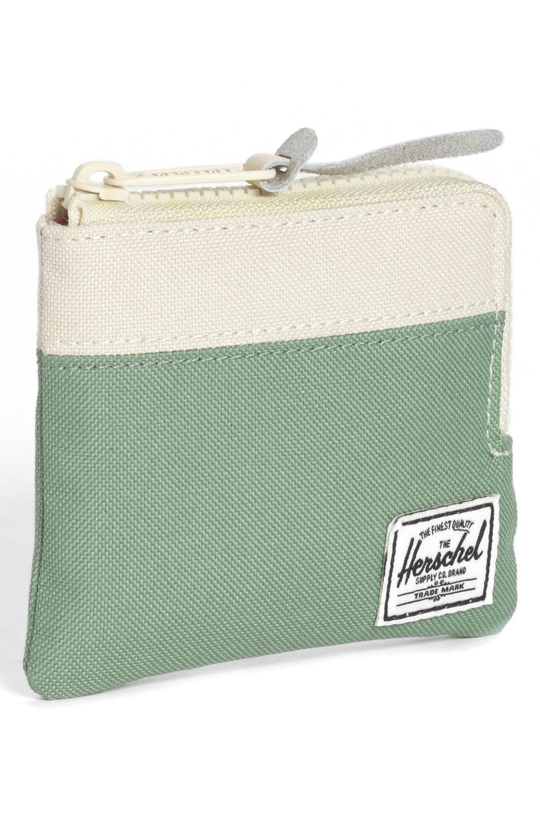Main Image - Herschel Supply Co. 'Johnny - Rad Cars with Rad Surfboards Collection' Zip Wallet