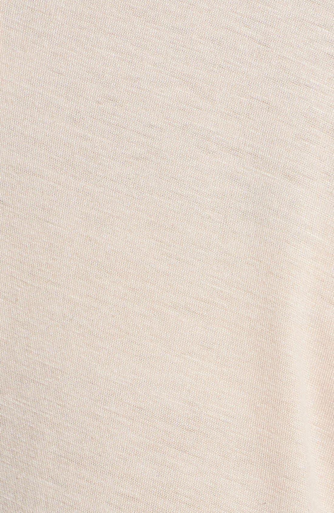 Alternate Image 3  - Ten Sixty Sherman A-Line Midi Skirt (Juniors) (Online Only)