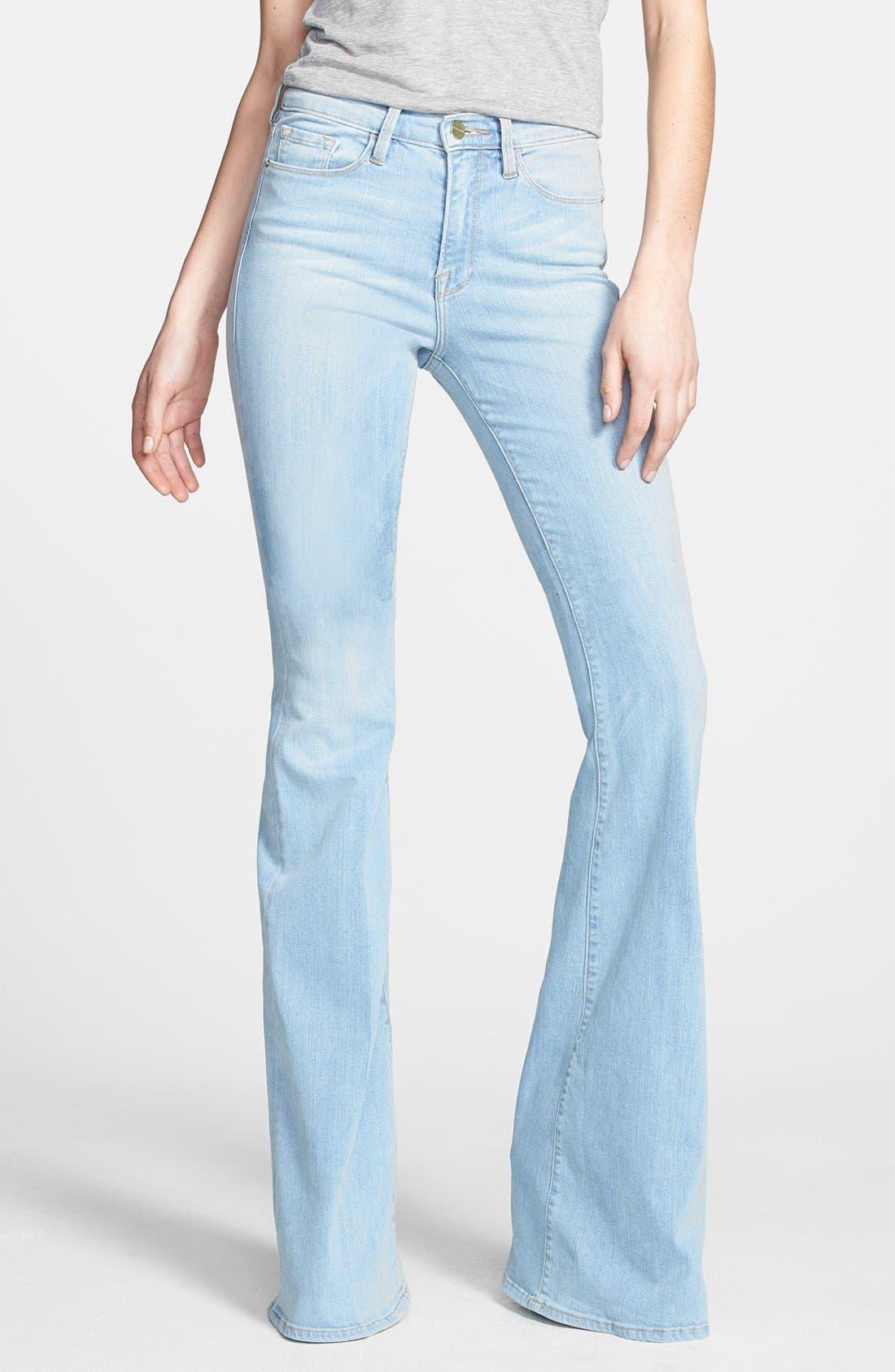 Alternate Image 2  - Frame Denim 'Forever Karlie' Flared Jeans (Redchurch Street)