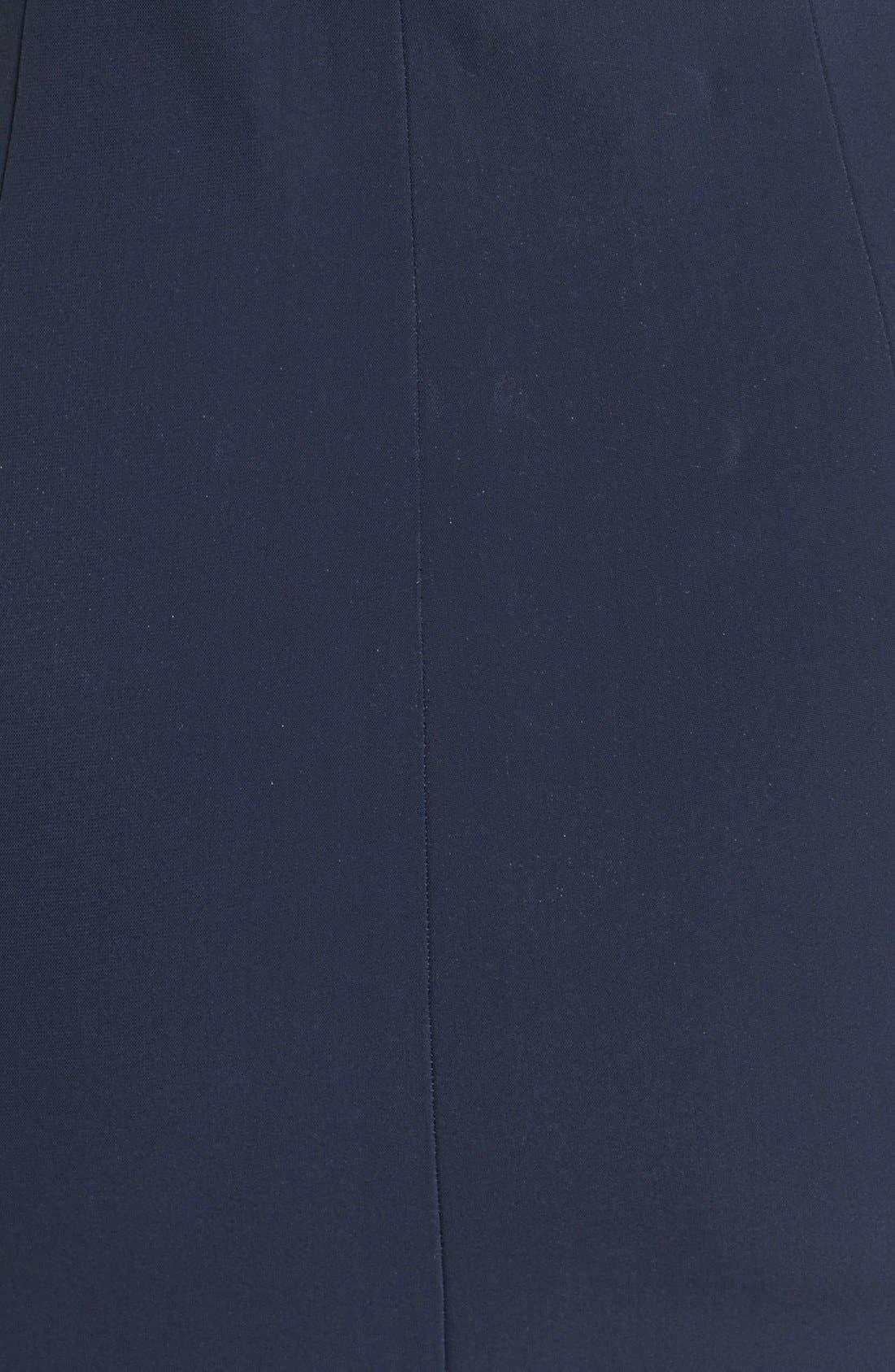 Alternate Image 3  - Theory 'Tolland W.' Jersey Sheath Dress