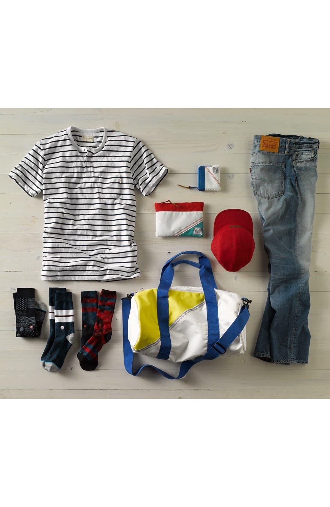 Alternate Image 5  - Herschel Supply Co. 'Sutton - Studio Collection' Mid Size Duffel Bag