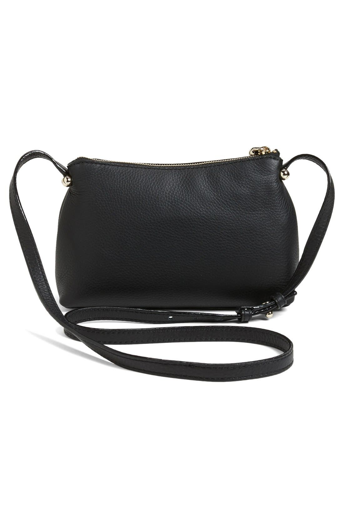 Alternate Image 4  - kate spade new york 'claudie' leather crossbody bag