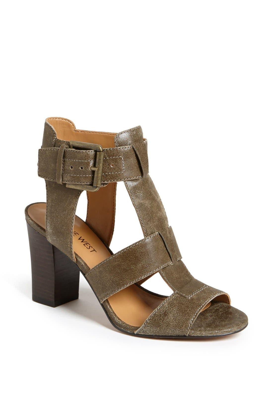 Alternate Image 1 Selected - Nine West 'Jerianne' Sandal