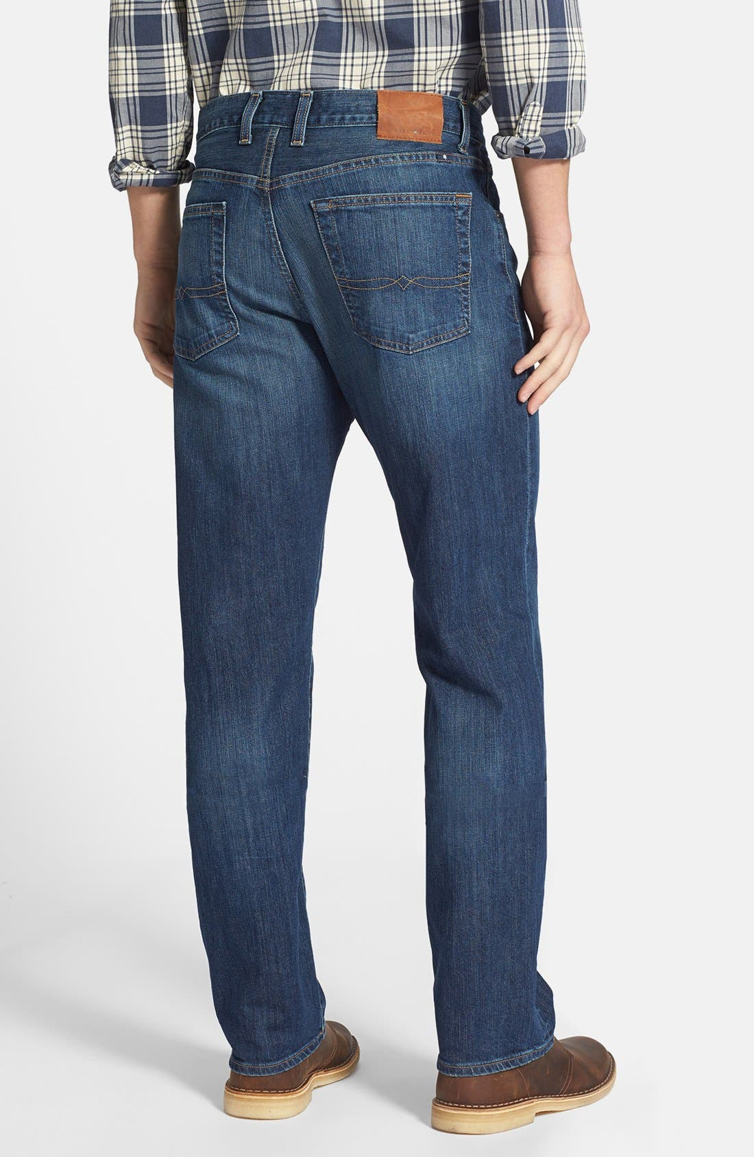 Alternate Image 2  - Lucky Brand '481' Relaxed Fit Jeans (Mazatlan)