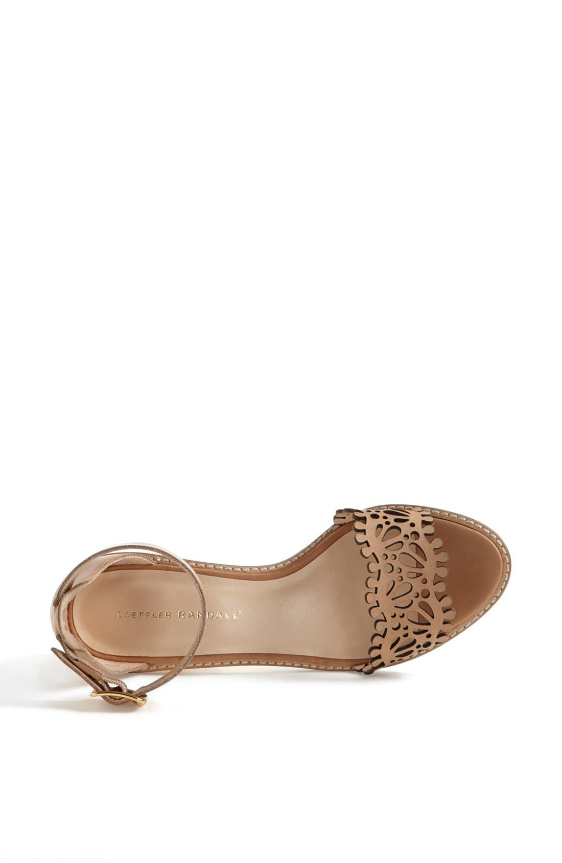 Alternate Image 3  - Loeffler Randall 'Hopie' Ankle Strap Sandal (Online Only)