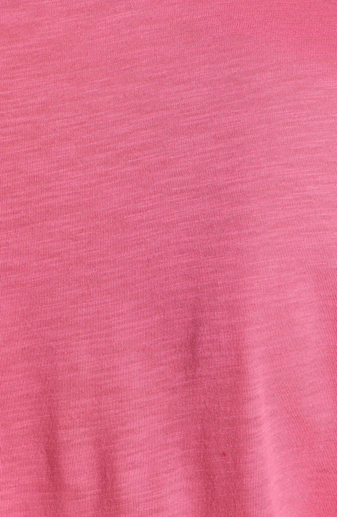 Alternate Image 3  - Lauren Ralph Lauren Knit Jersey Sleep Shirt