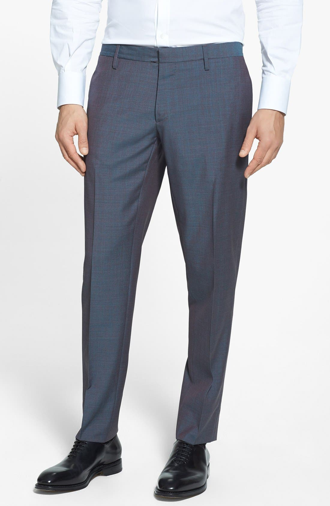 Alternate Image 4  - Dsquared2 'Milano' Mélange Wool Suit