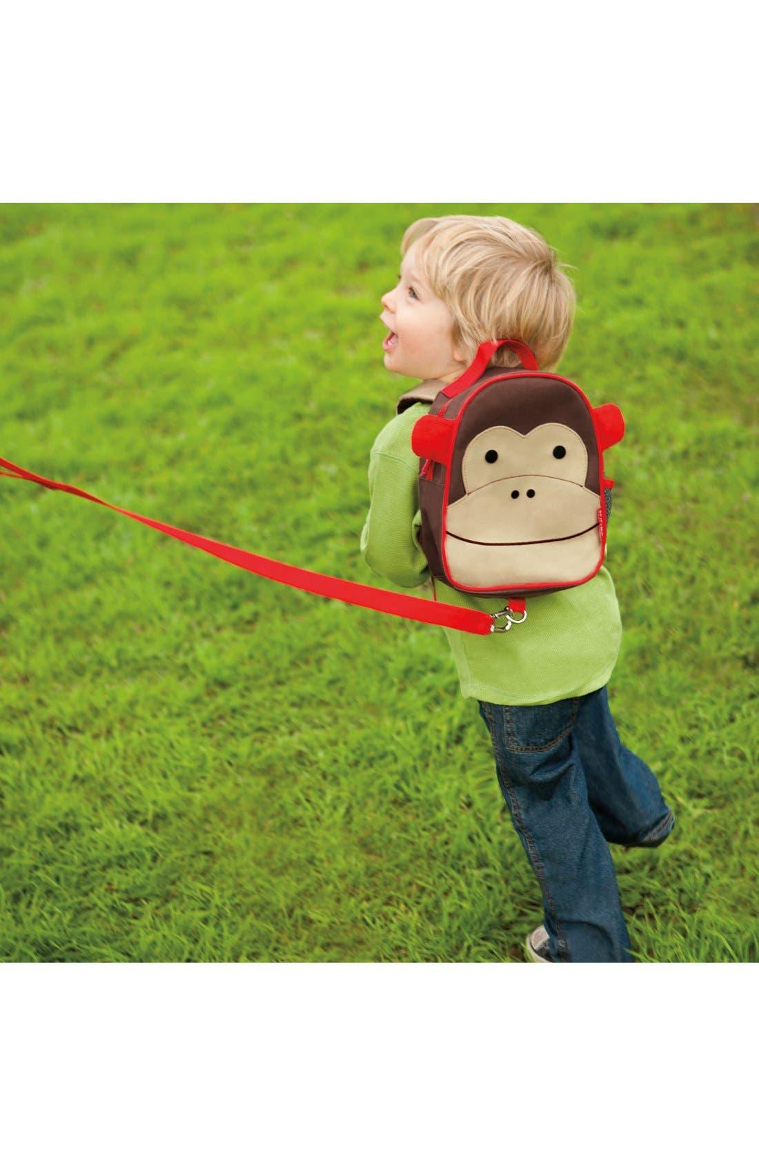 Alternate Image 5  - Skip Hop 'Zoo' Safety Harness Backpack (Kids)