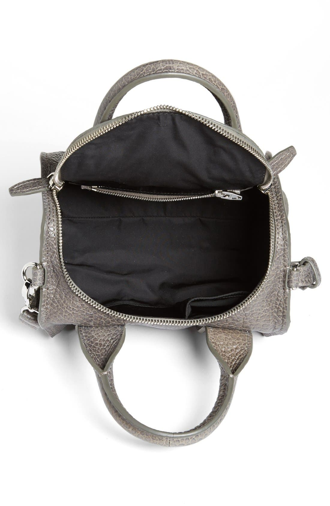 Alternate Image 2  - Alexander Wang 'Rockie - Inside Out' Leather Crossbody Satchel