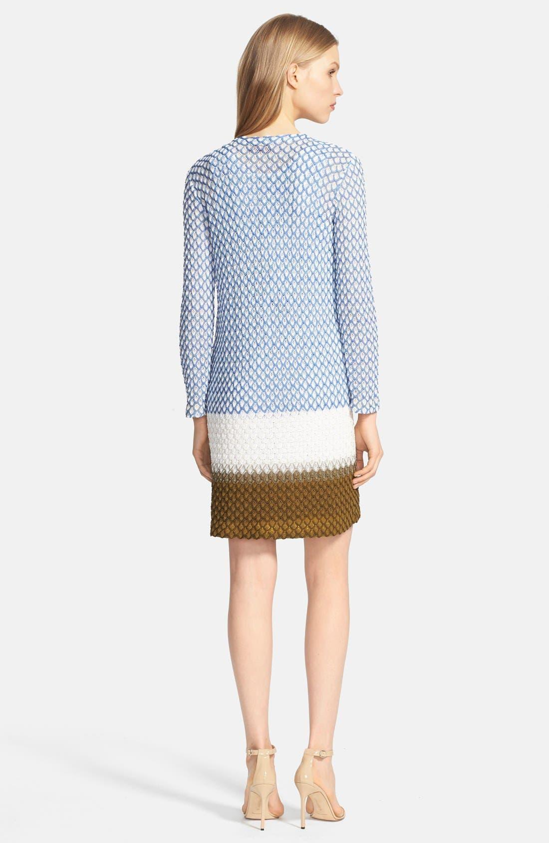 Alternate Image 2  - Missoni Zigzag Knit Cardigan