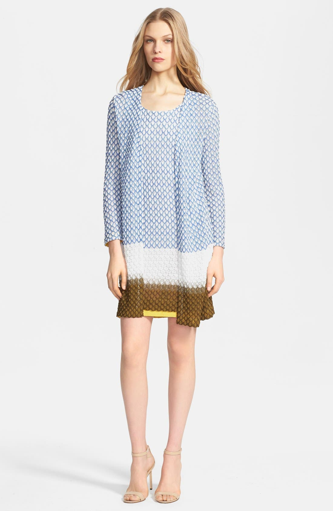 Alternate Image 1 Selected - Missoni Zigzag Knit Cardigan