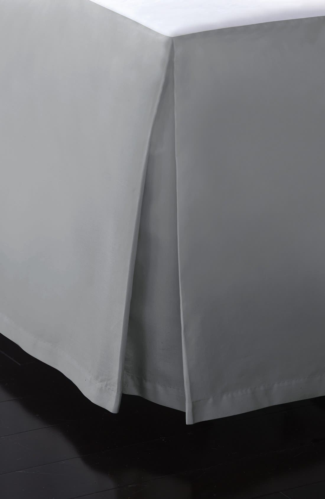 Alternate Image 1 Selected - Donna Karan Collection 'Reflection' 510 Thread Count Bed Skirt (Online Only)