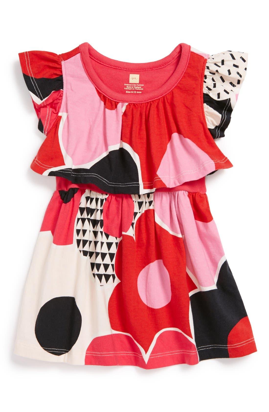 Alternate Image 1 Selected - Tea Collection 'Mod Medina' Play Dress (Baby Girls)