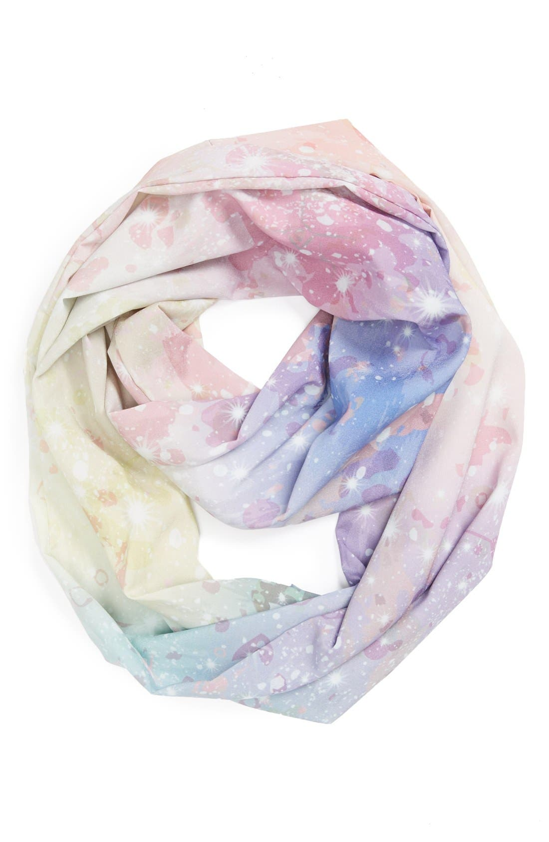 Main Image - Leith 'Cosmic' Infinity Scarf