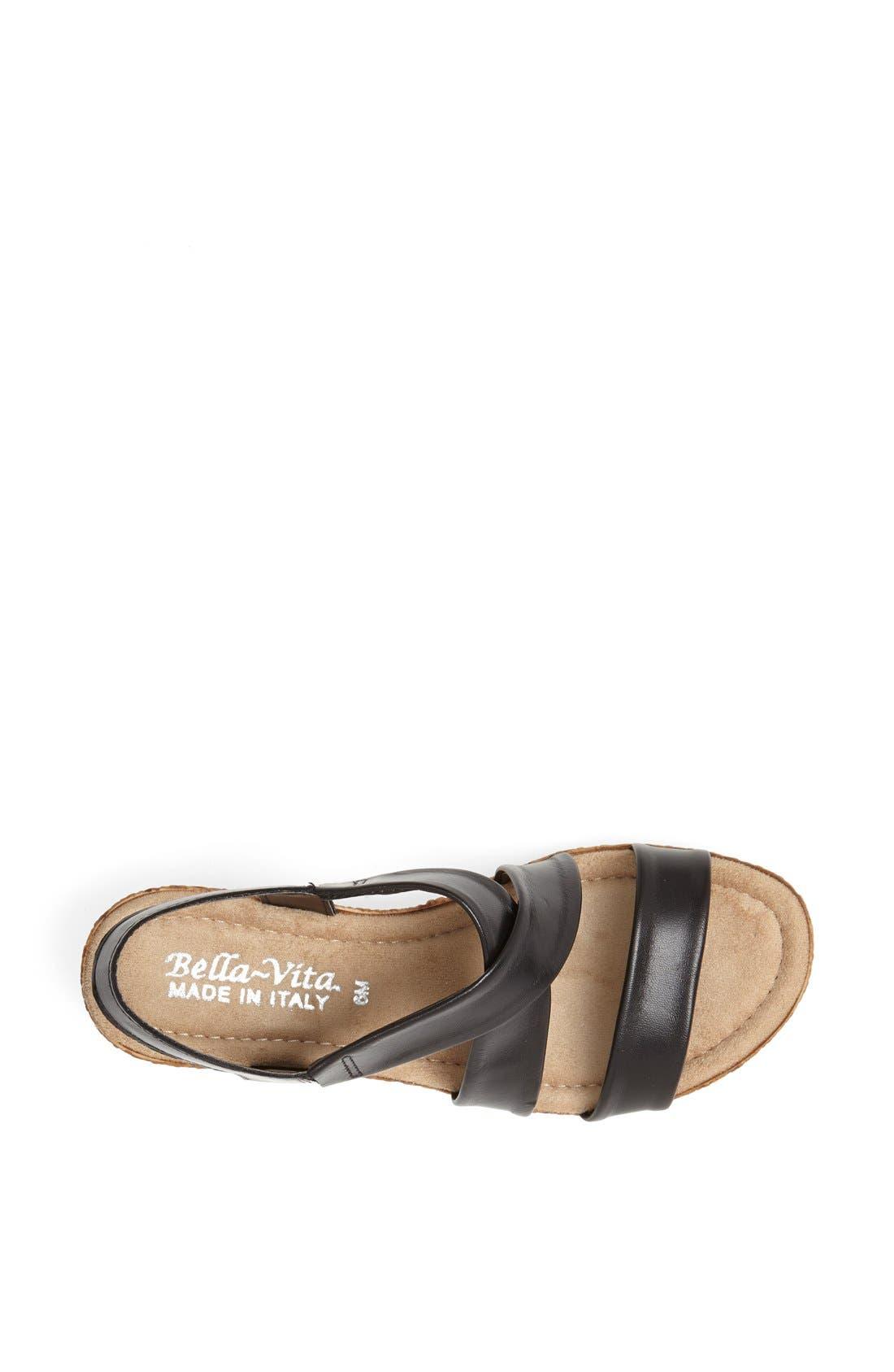 Alternate Image 3  - Bella Vita 'Ciao' Wedge Sandal