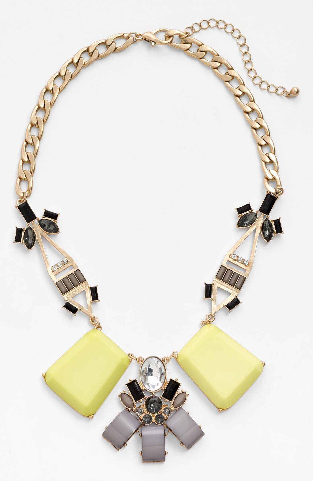 Alternate Image 1 Selected - Cara Couture 'Art Deco' Necklace