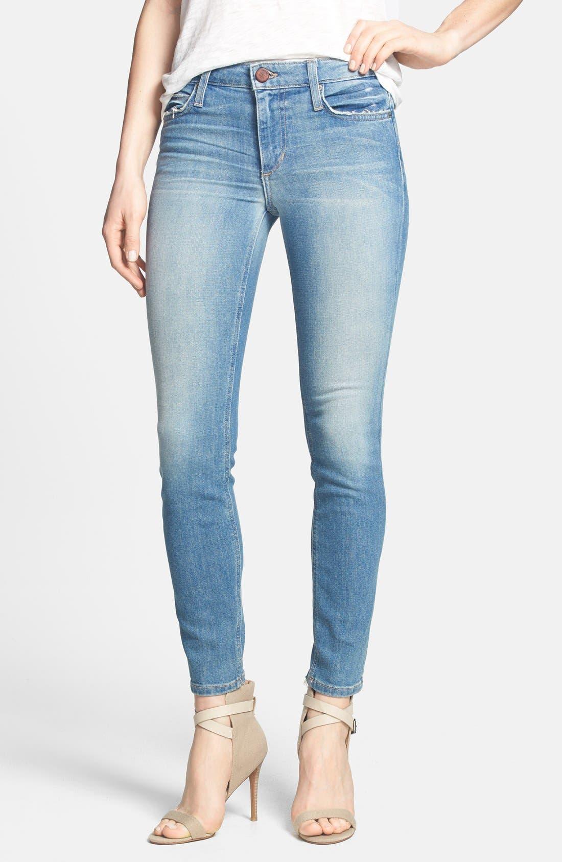 Alternate Image 1 Selected - Joe's Skinny Ankle Jeans (Margo)