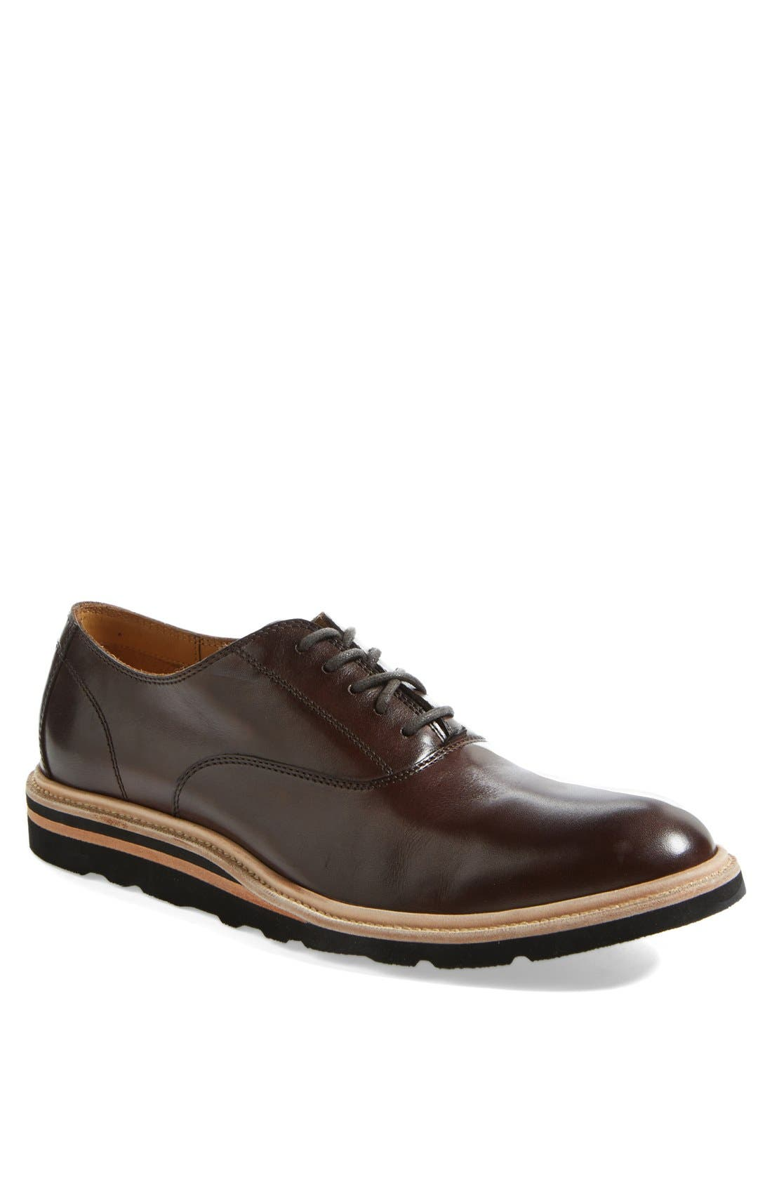 Alternate Image 1 Selected - Cole Haan 'Christy' Wedge Sole Oxford (Men)