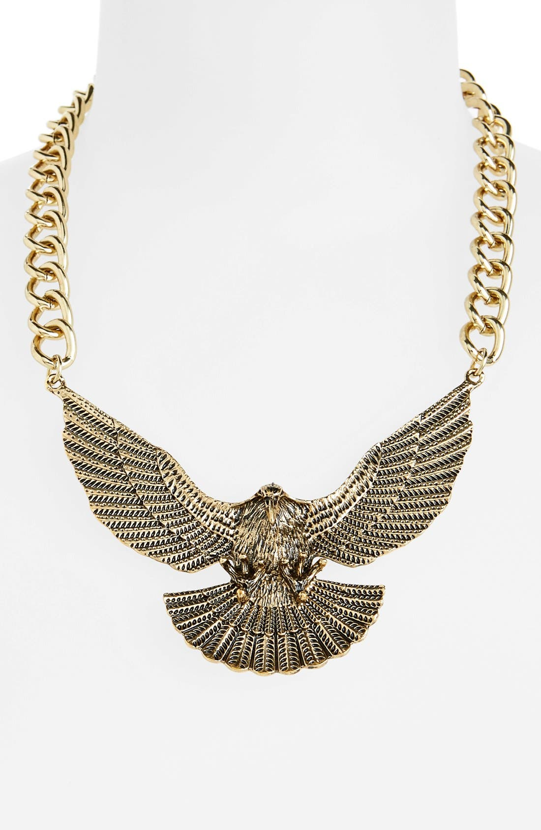 Main Image - Topshop 'Eagle' Collar