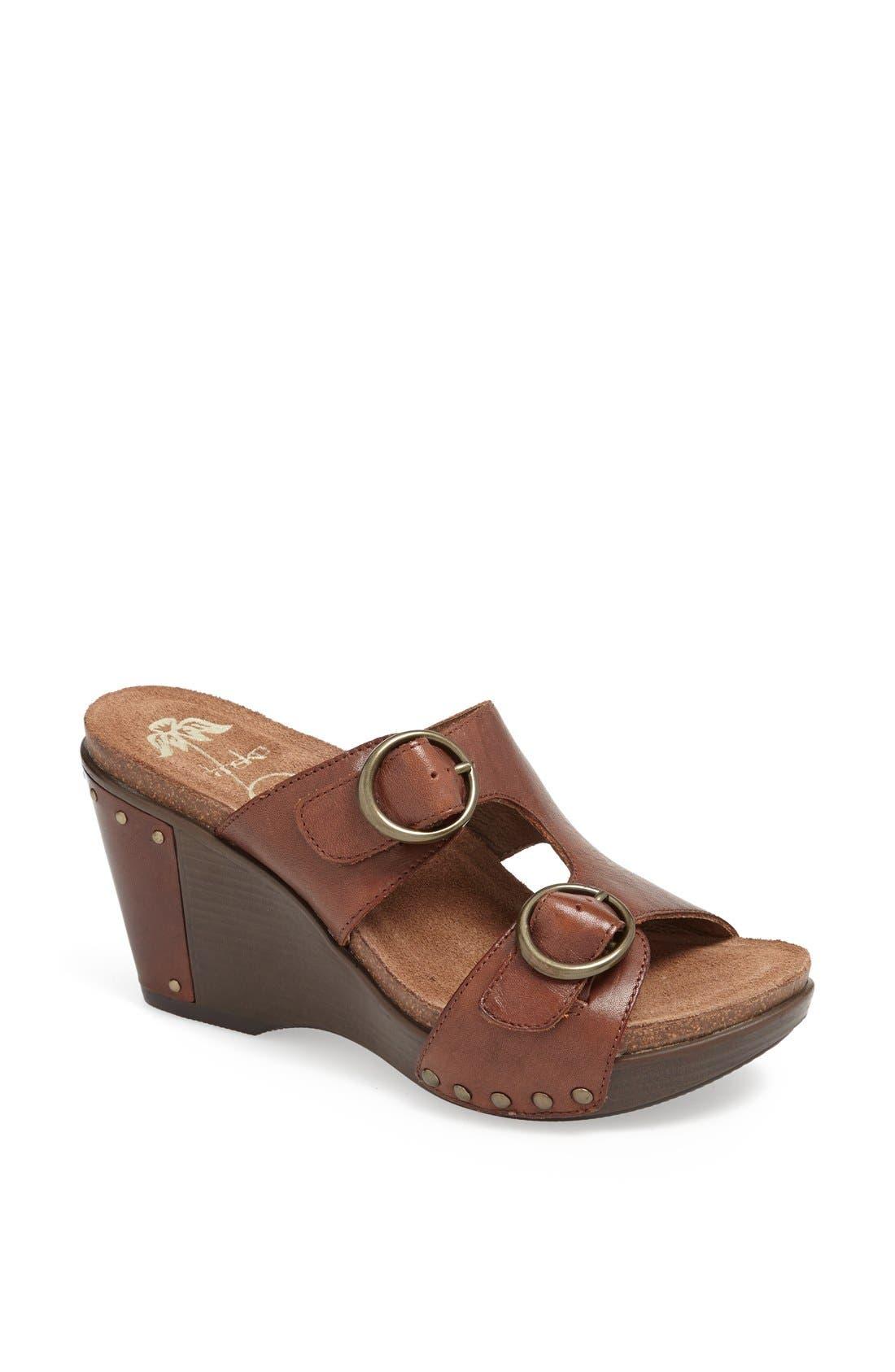 Alternate Image 1 Selected - Dansko 'Fern' Sandal