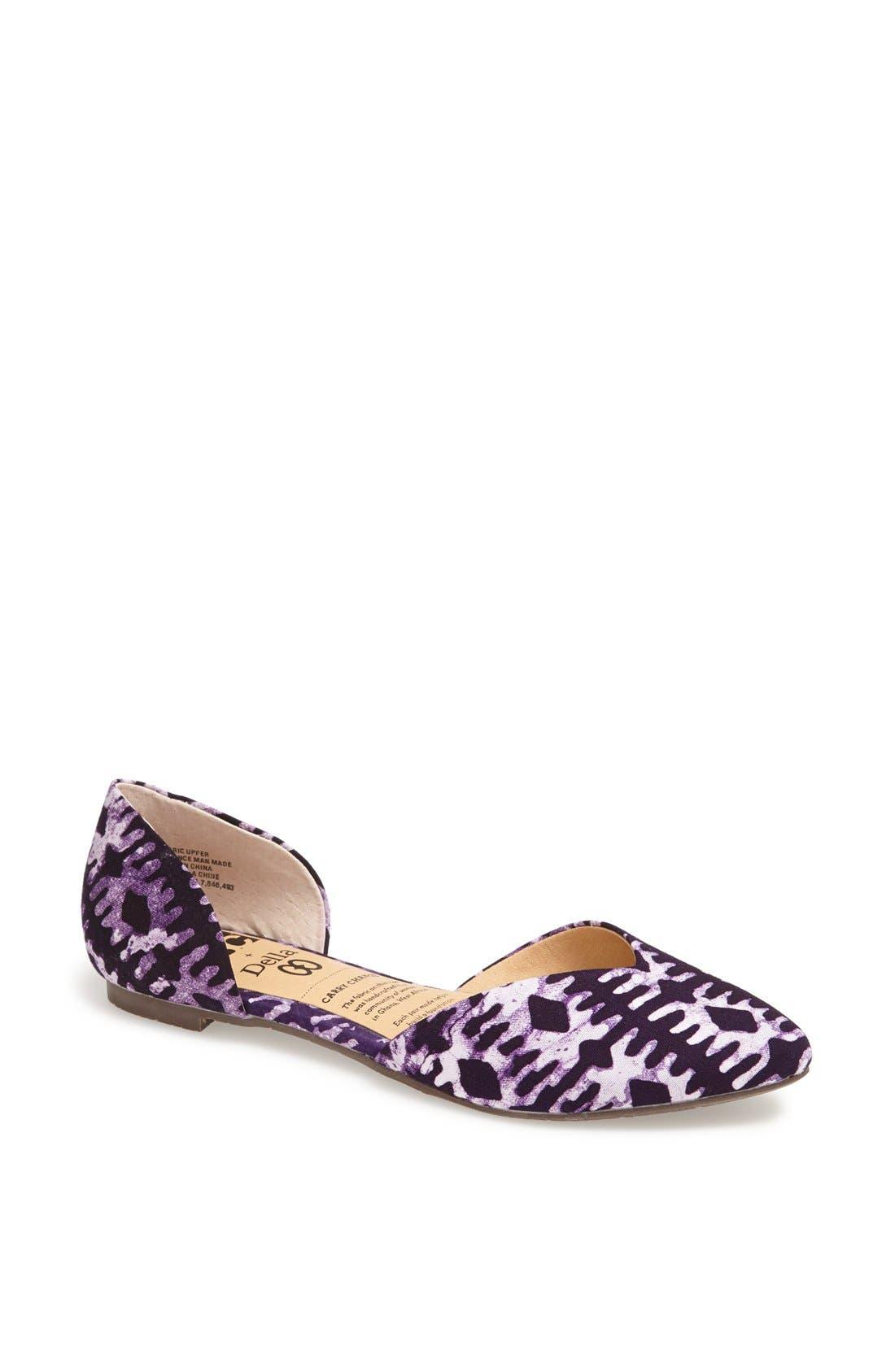 Main Image - BC Footwear 'Up All Night' d'Orsay Flat