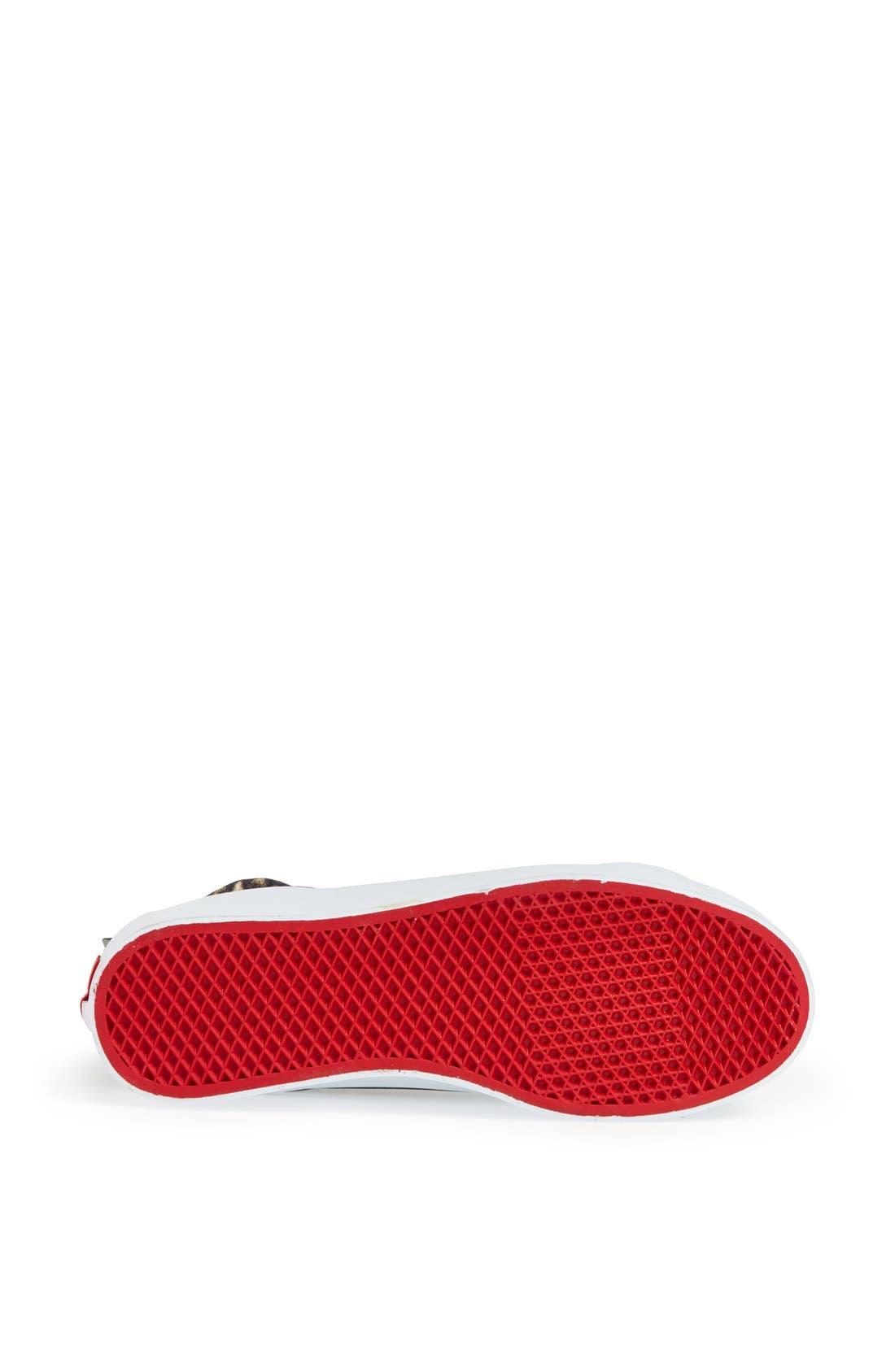 Alternate Image 4  - Vans 'Sk8 Hi' Studded Platform Sneaker