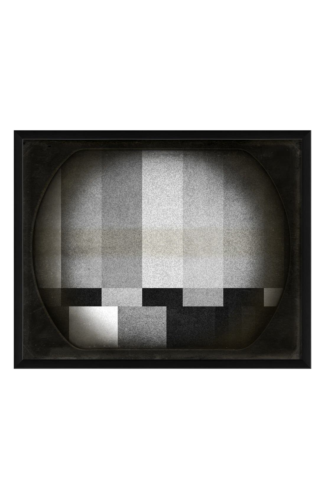 Alternate Image 1 Selected - Spicher and Company 'TV Bars - Black and White' Artwork