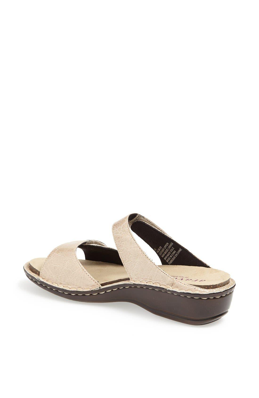 Alternate Image 2  - Aravon Sandal