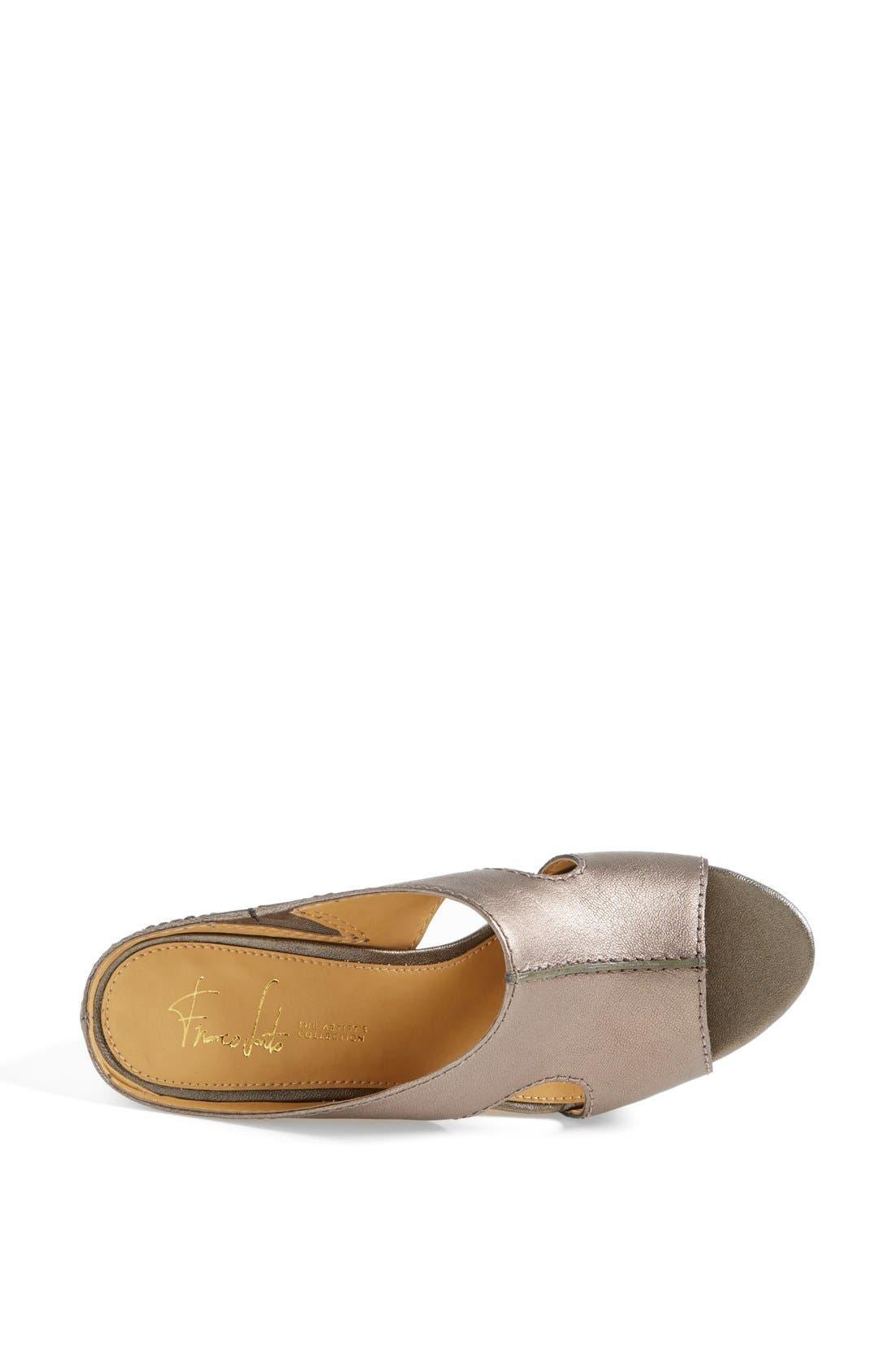 Alternate Image 3  - Franco Sarto 'Fiora' Sandal (Nordstrom Exclusive)
