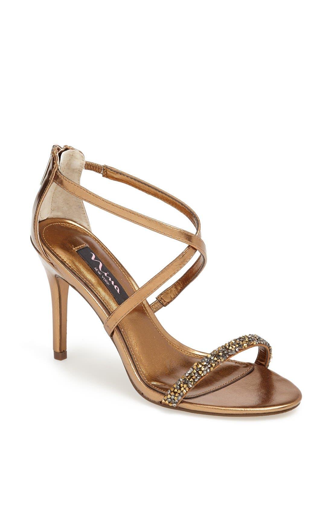 Alternate Image 1 Selected - Nina 'Camden' Sandal