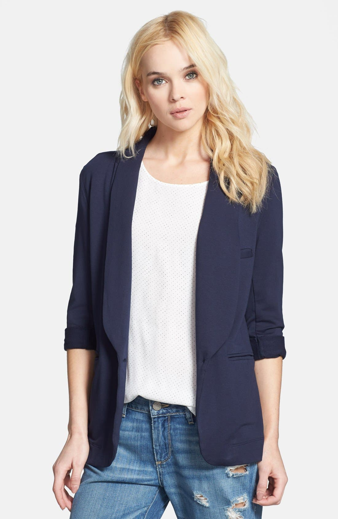Alternate Image 1 Selected - Soft Joie 'Neville' Blazer