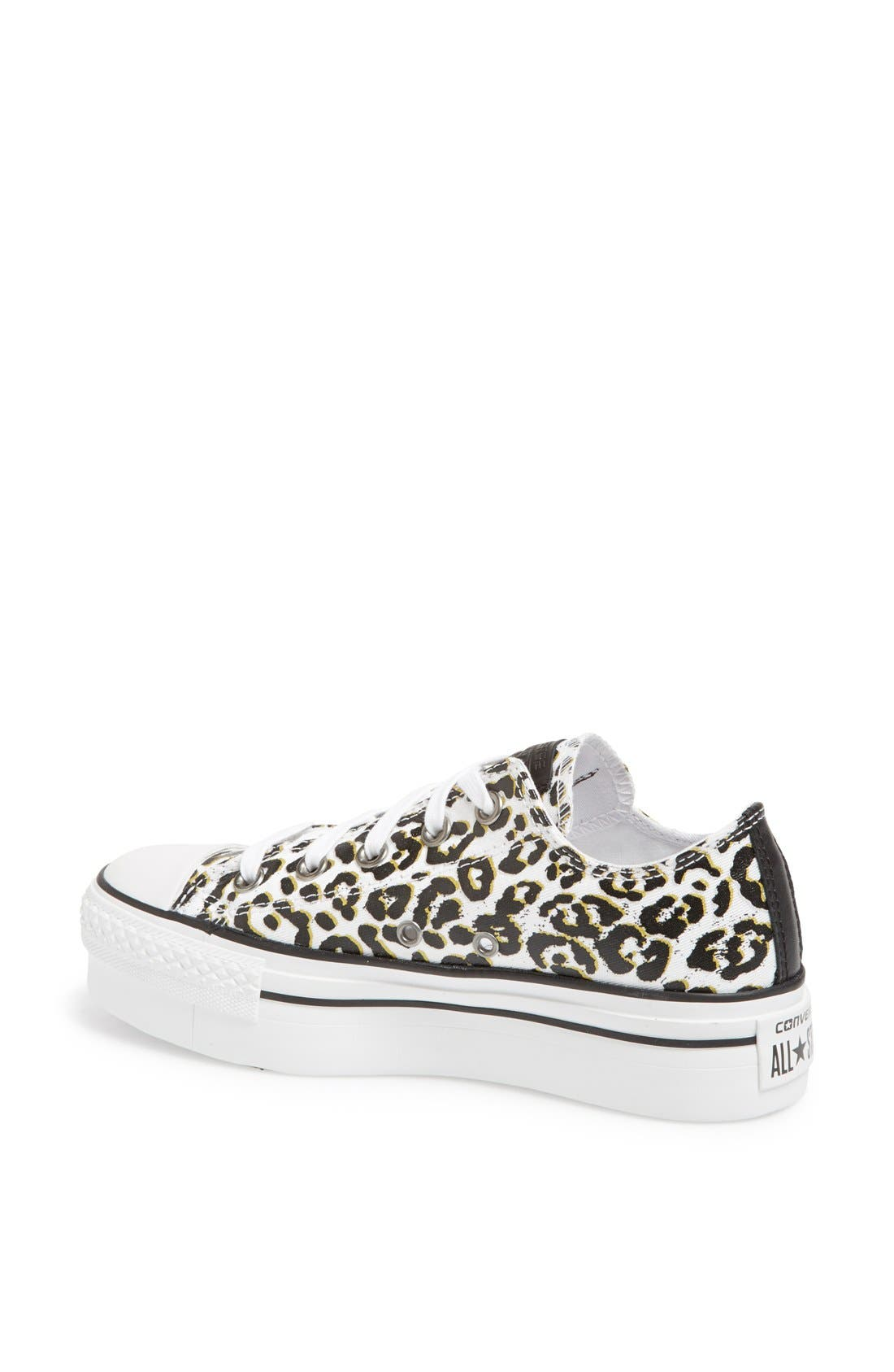Alternate Image 2  - Converse Chuck Taylor® All Star® Platform Sneaker (Women)