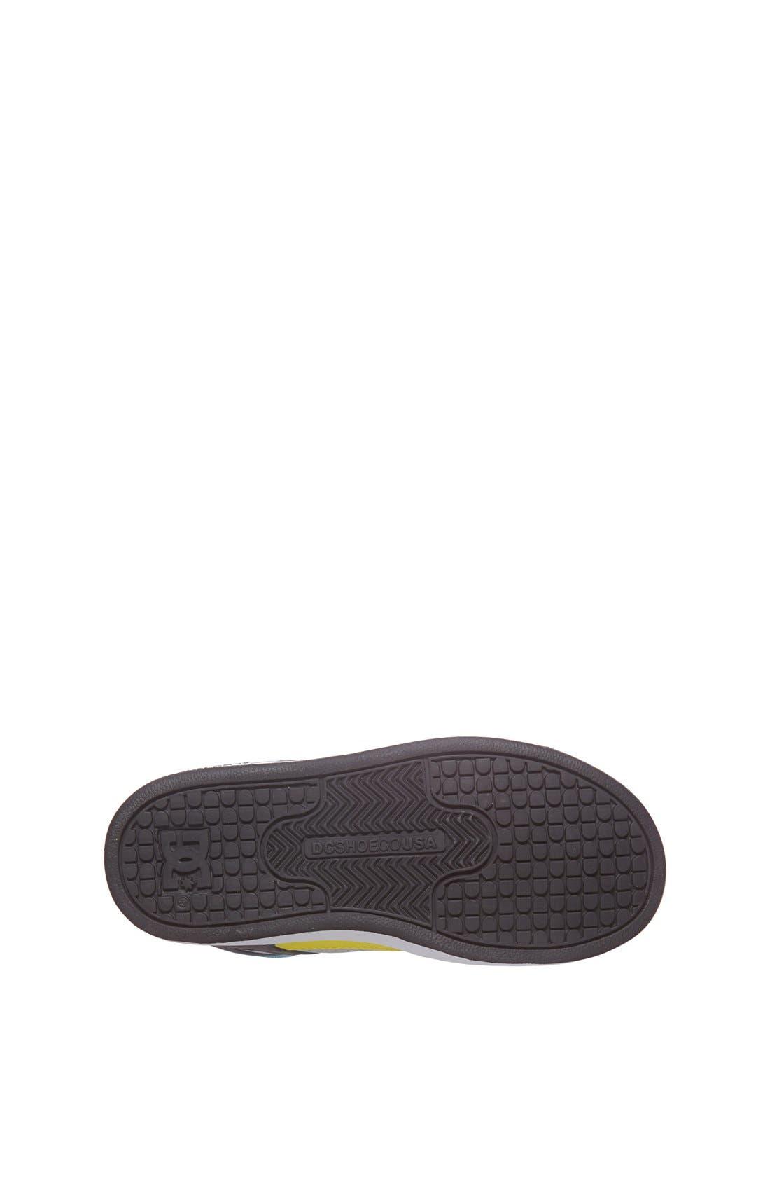 Alternate Image 4  - DC Shoes 'Rebound' Skate Shoe (Toddler, Little Kid & Big Kid)