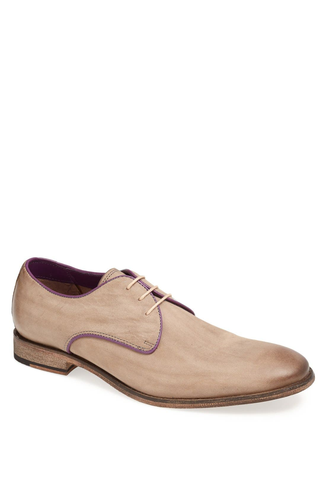 Main Image - J&M 1850 'Donegan' Plain Toe Derby (Online Only)