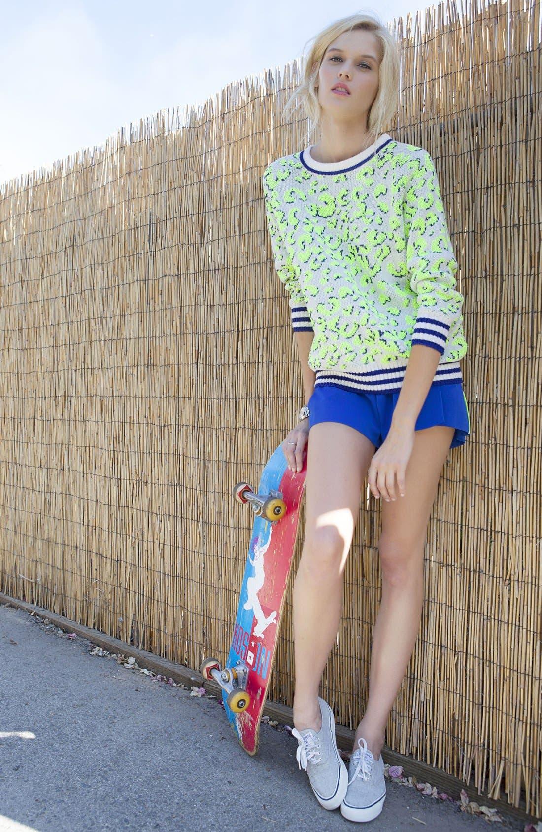 Alternate Image 4  - Mcginn 'Taylor' Leopard Sweater