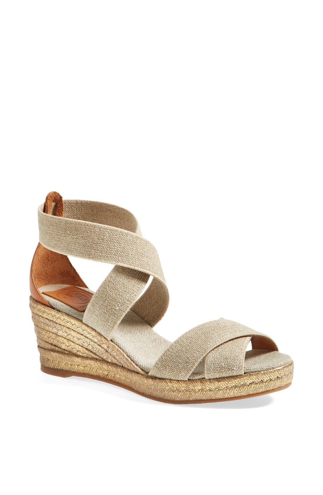 Main Image - Tory Burch 'Adonis' Sandal (Online Only)