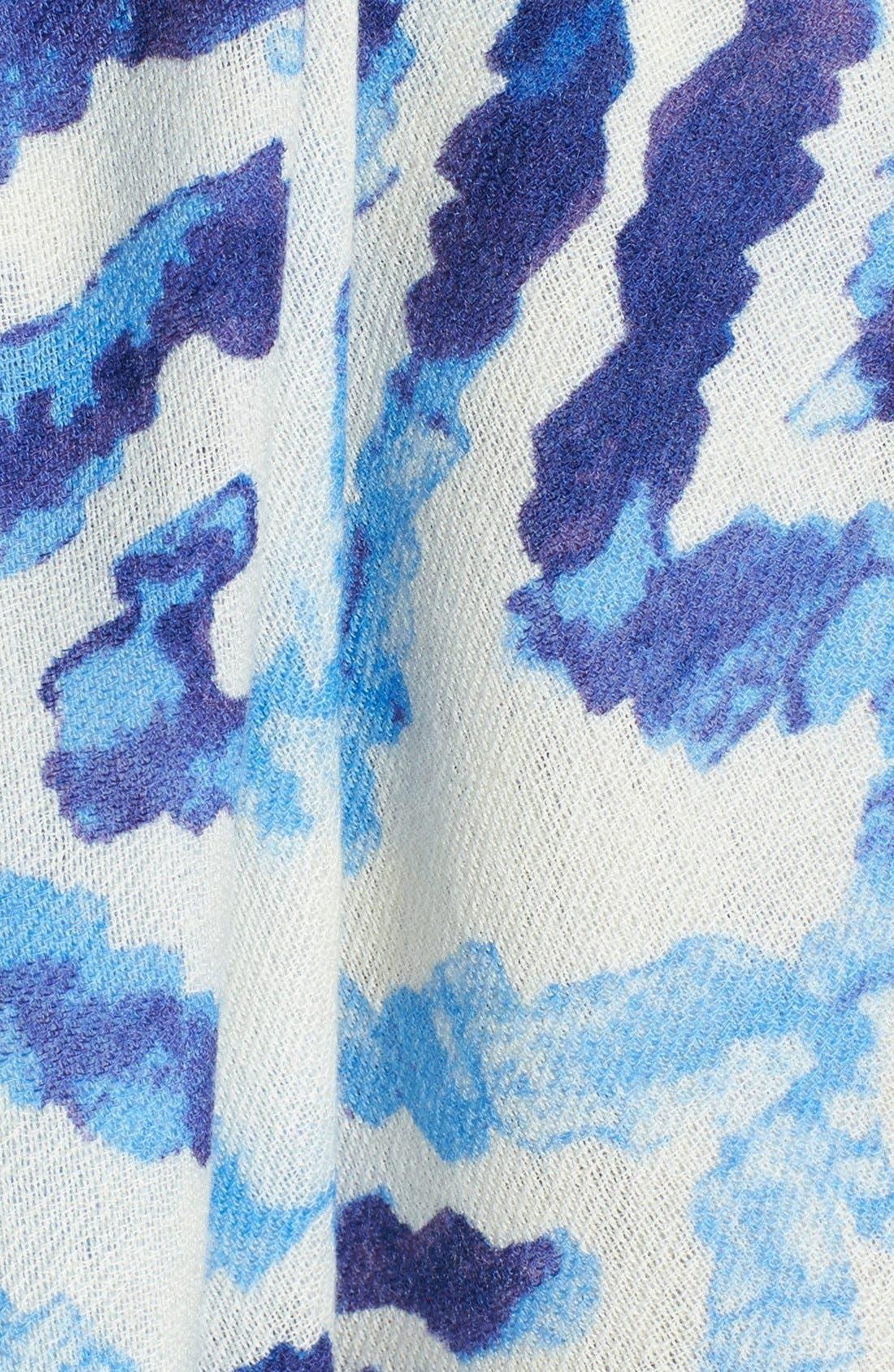 Alternate Image 3  - Nordstrom Wool & Cashmere Scarf