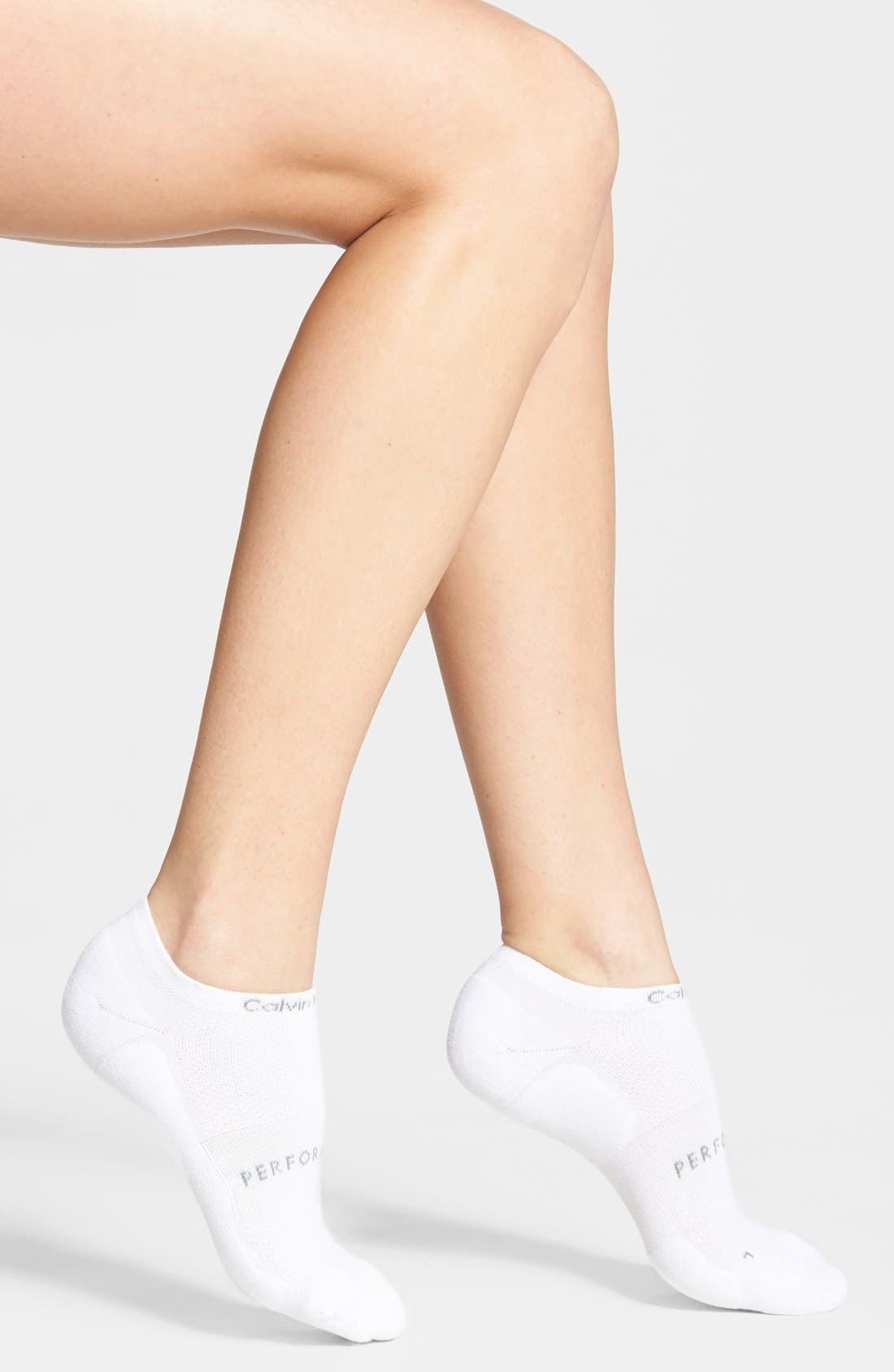 Alternate Image 1 Selected - Calvin Klein 'Impact' Running Socks (Online Only)