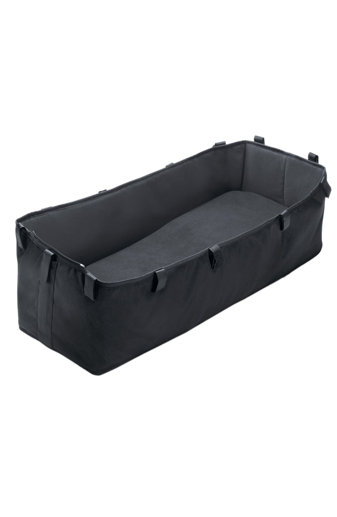'Donkey' Bassinet Base Complete,                         Main,                         color, Black