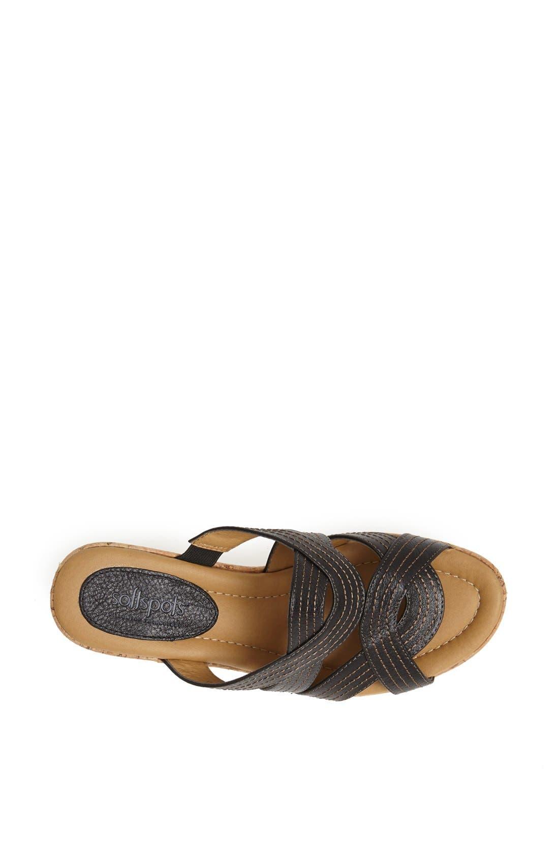 Alternate Image 4  - Softspots 'Randy' Wedge Sandal