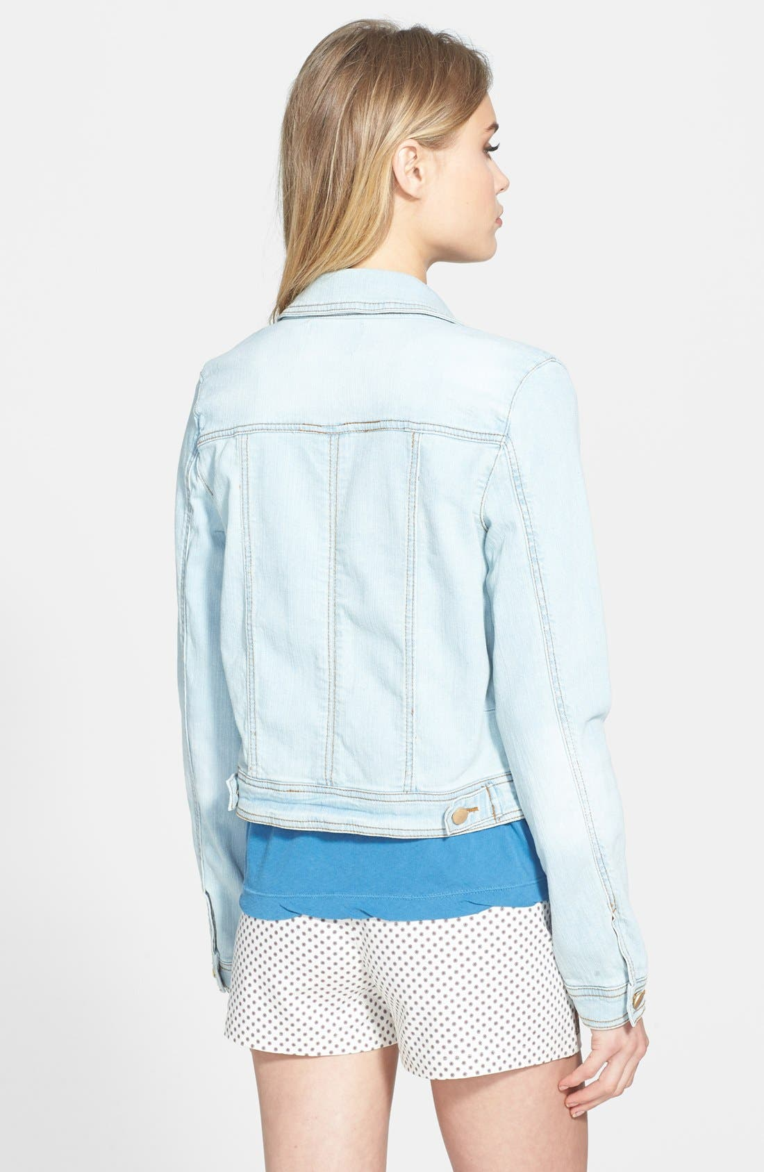 Alternate Image 2  - Hinge® Denim Jacket