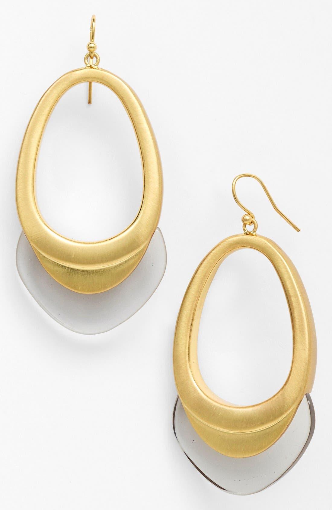 Main Image - Vince Camuto 'Lucid Dreams' Open Drop Earrings