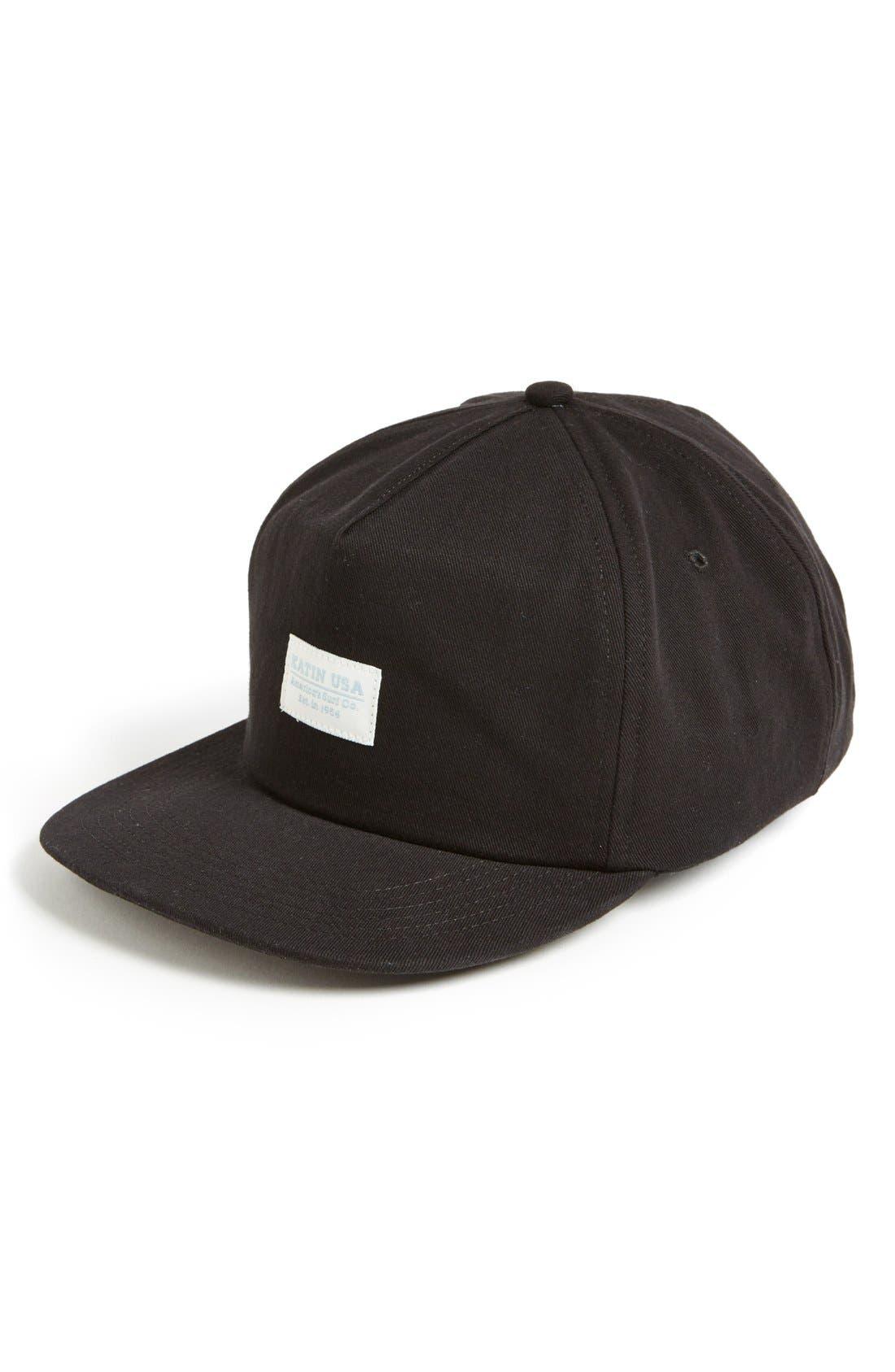 Main Image - Katin 'Standard' Snapback Baseball Cap