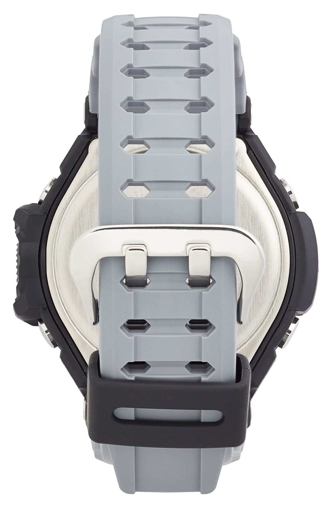 Alternate Image 2  - G-Shock 'Aviation' Ana-Digi Watch, 52mm