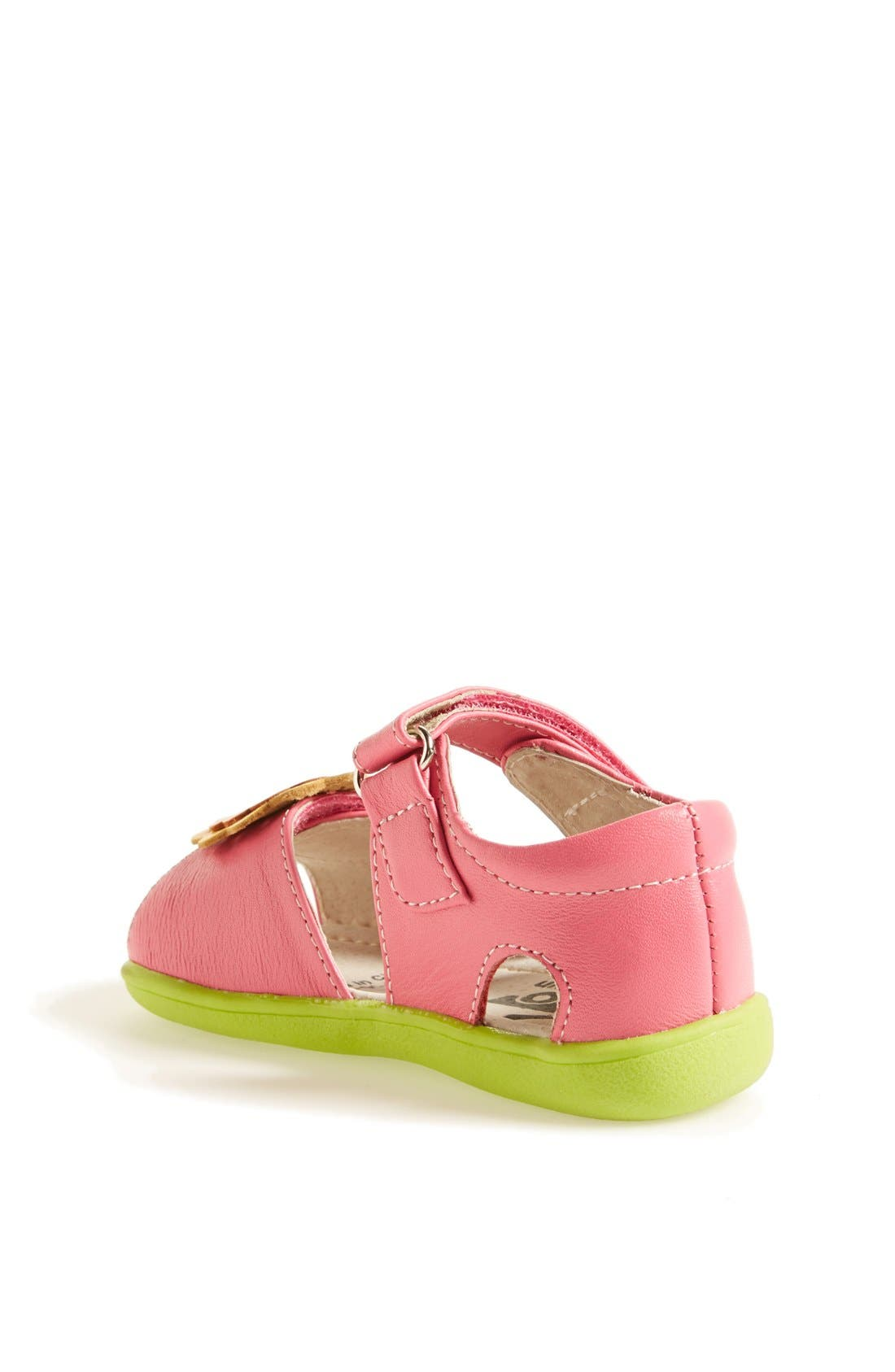 Alternate Image 2  - See Kai Run 'Eliza' Sandal (Baby, Walker & Toddler)