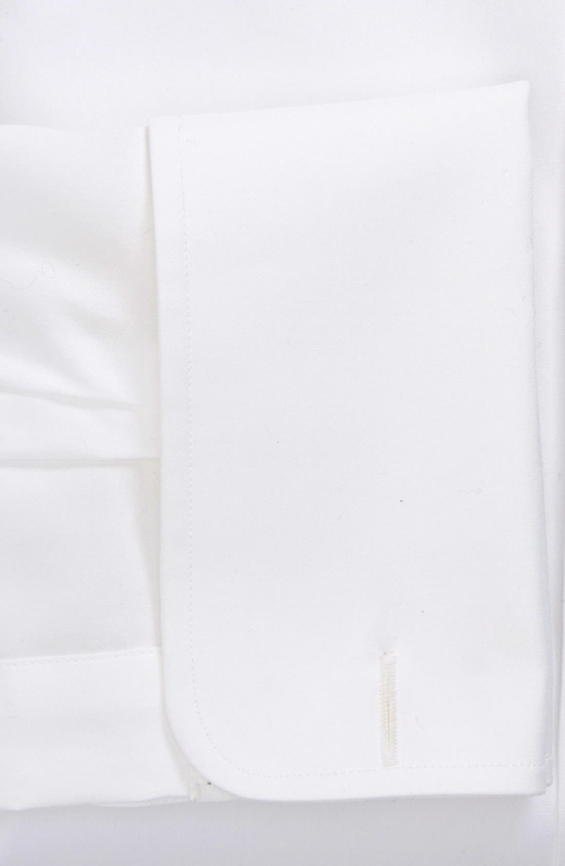 Alternate Image 2  - Robert Talbott Classic Fit Solid Dress Shirt