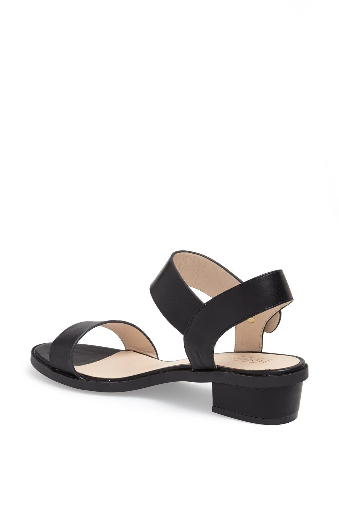 Alternate Image 2  - Topshop 'Heartbreaker' Sandal
